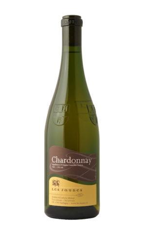 chardonnay Les Faunes Dardagny 70cl.