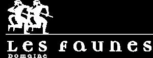 Logo Les Faunes White