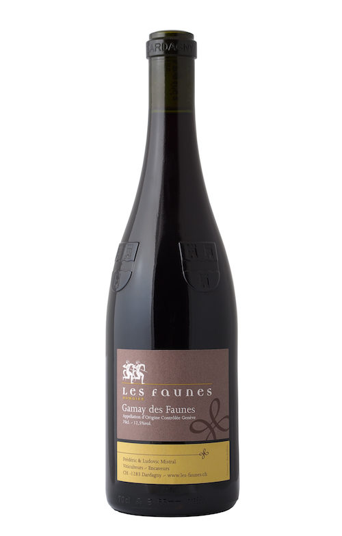 Gamay Les Faunes Dardagny 70cl.