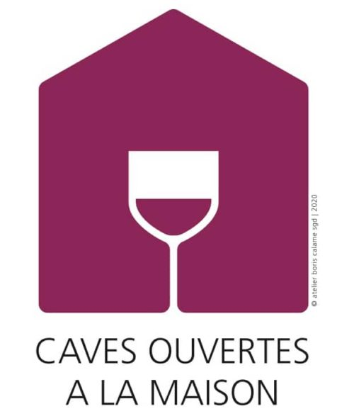 open cellars has the original logo house - logo by Boris Calame