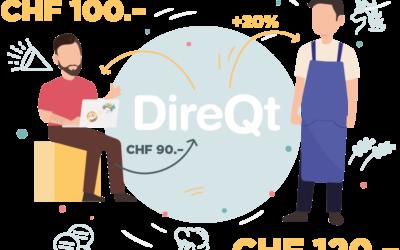 DireQt – La plateforme de soutien aux entreprises de QoQa