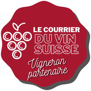 logo courrier vin suisse