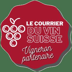 logo courrier vin suisse